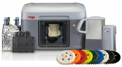 imprimer en 3D avec la Mojo Stratasys