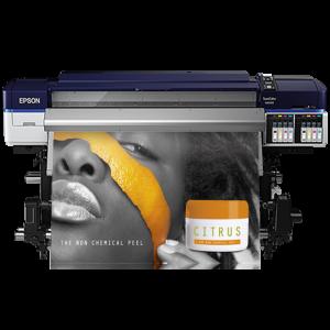 imprimante grand format Epson surecolor sc-s80600