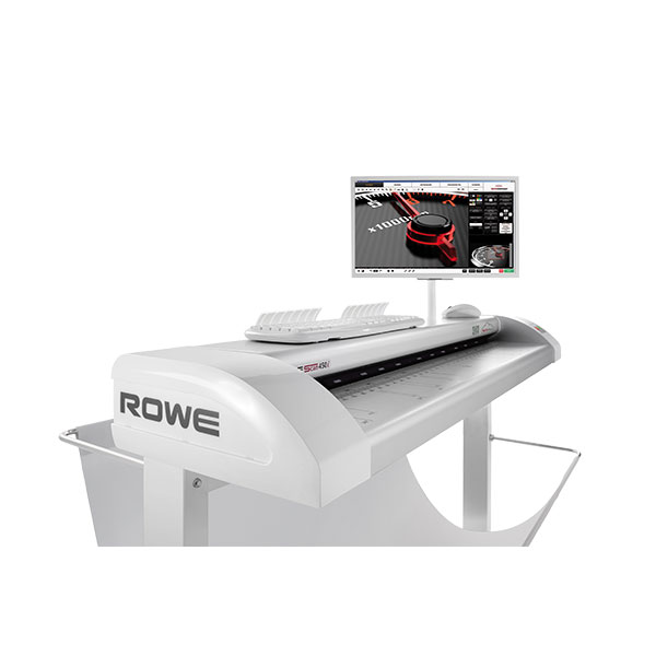 Les scanners grand format rowe
