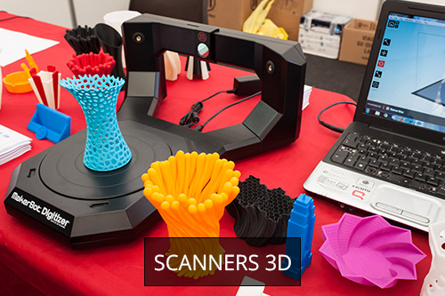 scanners 3D