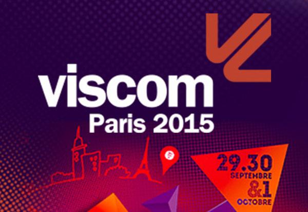 Salon Viscom 2015 Graph'Image