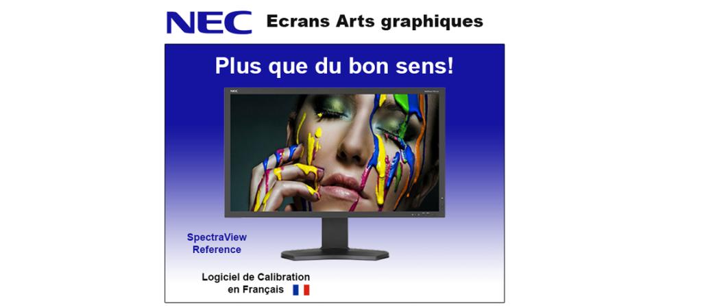 nec ecrans arts graphiques