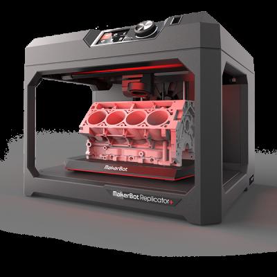 imprimante 3D MakerBot Replicator +