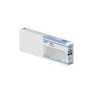 Epson T8045 (C13T804500) - Cartouche d'encre Cyan Clair 700ml