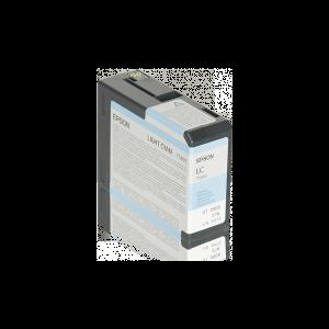 Epson T5805 (C13T580500) - Cartouche d'encre Cyan Clair 80ml