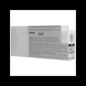 Epson T5967 (C13T596700) - Cartouche d'encre Gris 350ml