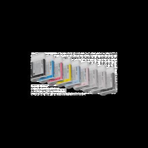 Epson T6034 (C13T603400) - Cartouche d'encre Jaune 220ml
