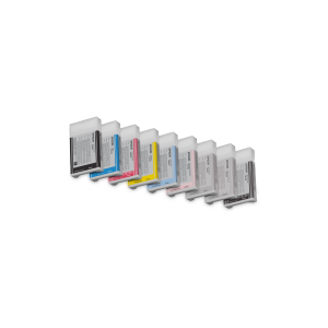 Epson T6039 (C13T603900) - Cartouche d'encre Gris Clair 220ml