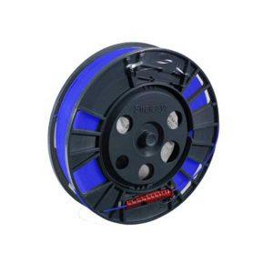 Pack de 5 bobines - Filament Stratasys CQ700A - ABS Bleu pour Designjet 3D HP