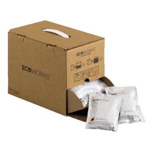 Tablettes d'agents de nettoyage EcoWorks pour Stratasys Mojo