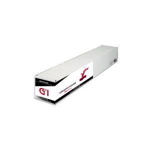 """GI COALPA241506 - Rouleau papier Graph'Image canvas extra blanc 340g 24"""" 15m - Conditionné par 4"""