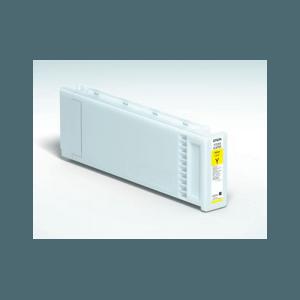 Epson T7254 (C13T725400) - Cartouche d'encre Jaune 600ml