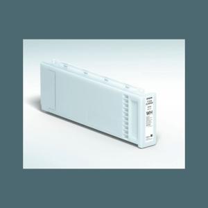 Epson T725A (C13T725A00) - Cartouche d'encre Blanc 600ml