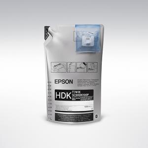 Epson T741X (C13T741X00) - Cartouche d'encre Noir HDK 1Lx6packs (Pack de 6 - soit 6000ml)