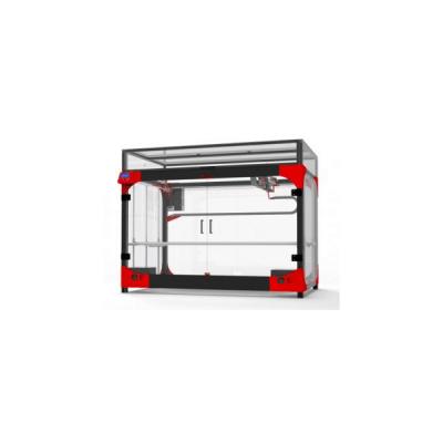 Enceinte fermée pour imprimante 3D Modix 120X