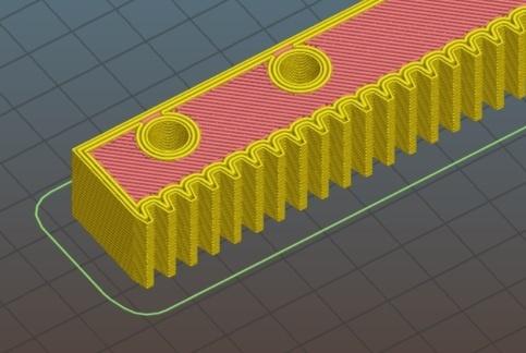 slicer logiciel impression modix