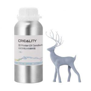 Résine photo sensitive Creality pour imprimante 3D LCD - 8 couleurs au choix