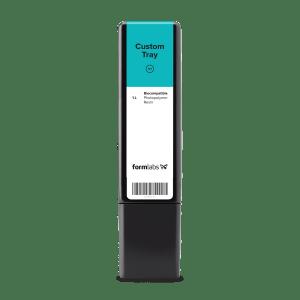 Cartouche Résine SLA/LFS Formlabs Dentaire Custom Tray 1L