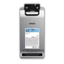 Epson T48F5 (C13T48F500) - Cartouche d'encre Cyan Clair 1500ml