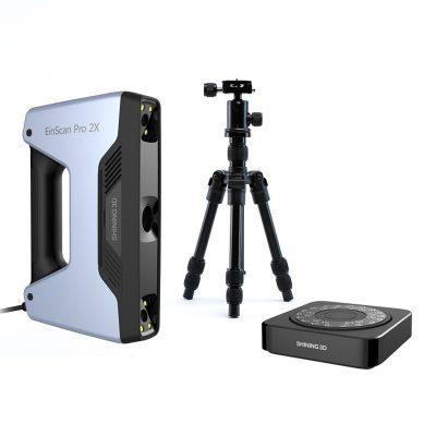 scanner 3d Shining3D EinScan Pro 2X Pack Industriel